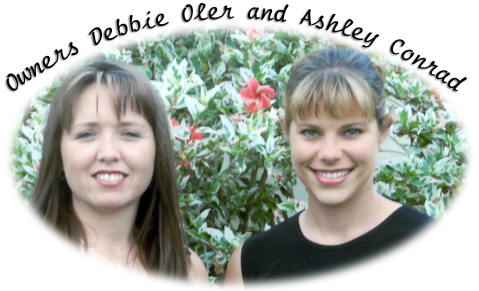 Owners Ashley Conrad & Debbie Oler